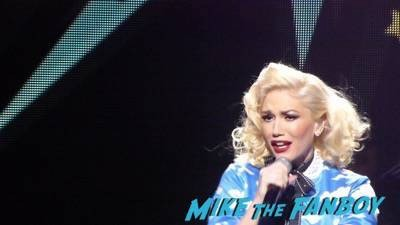 Gwen Stefani livin in concert Orpheum Theater in Los Angeles3