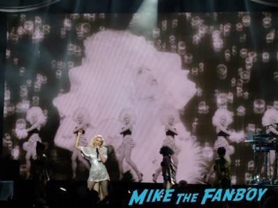 Gwen Stefani livin in concert Orpheum Theater in Los Angeles30
