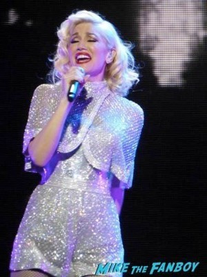 Gwen Stefani livin in concert Orpheum Theater in Los Angeles31