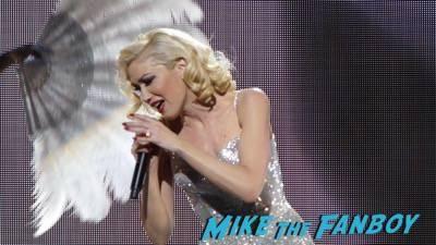 Gwen Stefani livin in concert Orpheum Theater in Los Angeles33