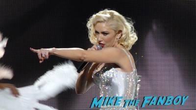 Gwen Stefani livin in concert Orpheum Theater in Los Angeles34