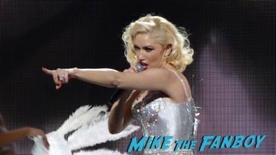 Gwen Stefani livin in concert Orpheum Theater in Los Angeles35