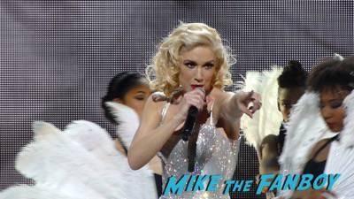 Gwen Stefani livin in concert Orpheum Theater in Los Angeles36