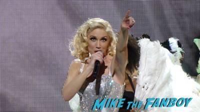 Gwen Stefani livin in concert Orpheum Theater in Los Angeles37