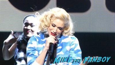 Gwen Stefani livin in concert Orpheum Theater in Los Angeles5