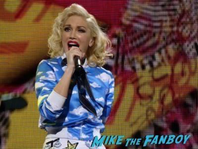 Gwen Stefani livin in concert Orpheum Theater in Los Angeles7