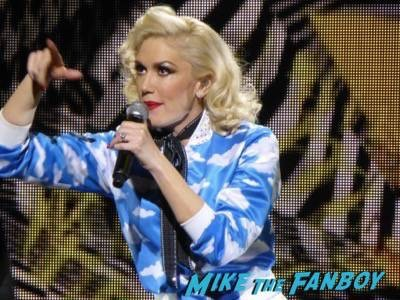 Gwen Stefani livin in concert Orpheum Theater in Los Angeles8