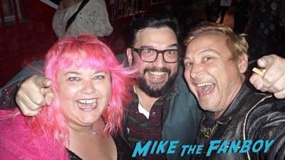Horatio Sanz fan photo meet and greet 1