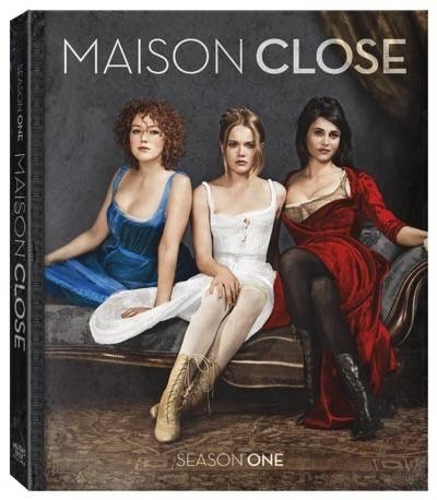 Maison Close season one blu-ray review press still 1