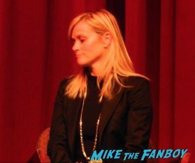 Reese witherspoon being a bitch at the wild q and a 1