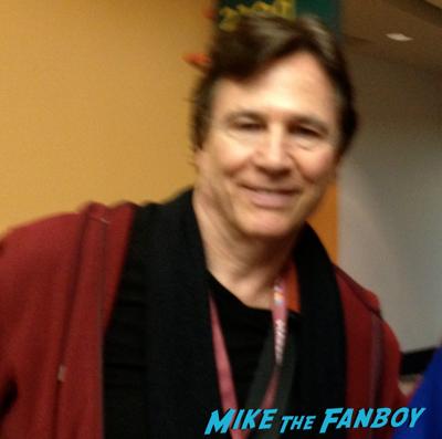 Richard Hatch fan photo selfie photo flop battlestar Galactica 2