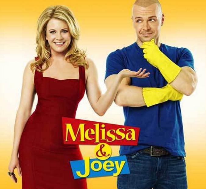 melissa & Joey logo