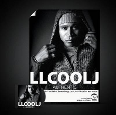 ll cool j signed cd