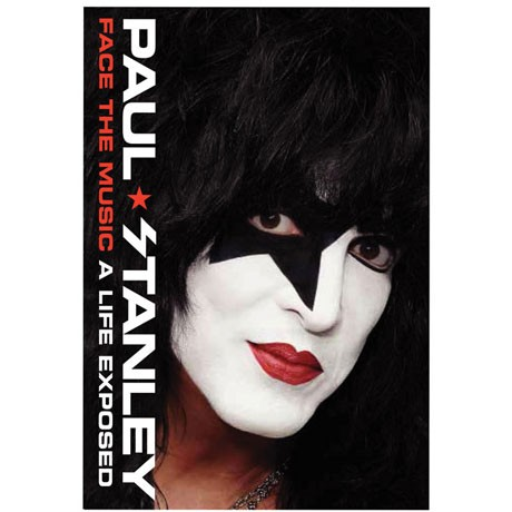 paul stanley signed book