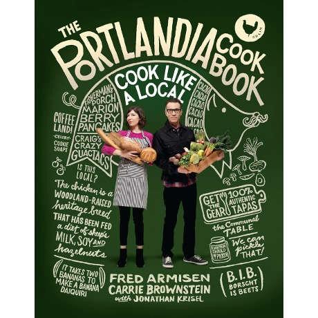 Portlandia signed book