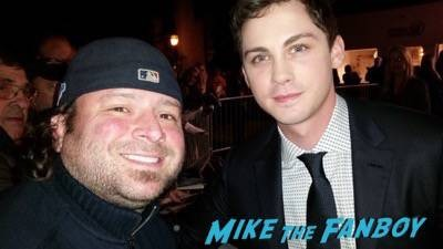 logan lerman fan photo Virtuosos Awards Santa Barbara International 2015 logan lerman3