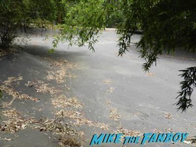Warner Bros Backlot The Jungle and Lagoon true blood 1