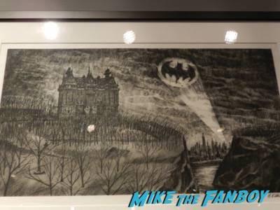 Warner Bros Batman prop and costume display musuem 22