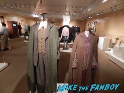 Warner Bros Harry Potter  prop and costume display musuem 15