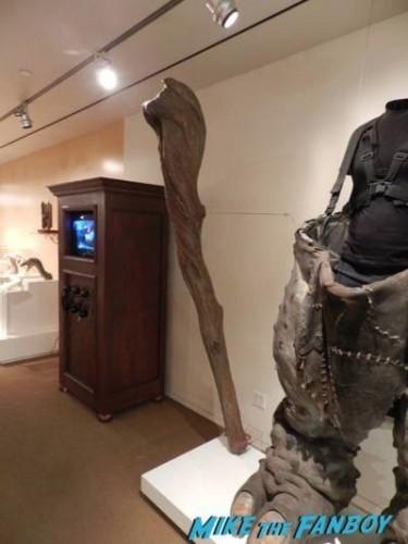 Warner Bros Harry Potter  prop and costume display musuem 9