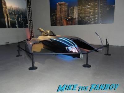 Warner Bros backlot batman car display 4
