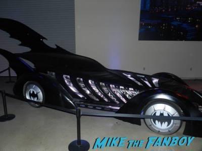 Warner Bros backlot batman car display 5