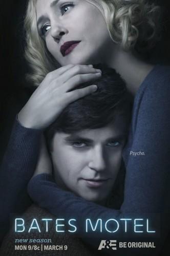 Bates Motel season 3 promo poster freddie Highmore