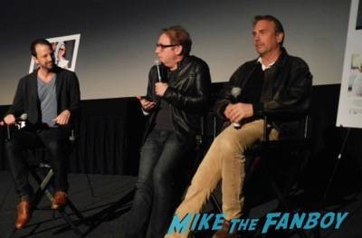 black or white q and a meeting kevin costner autograph 2