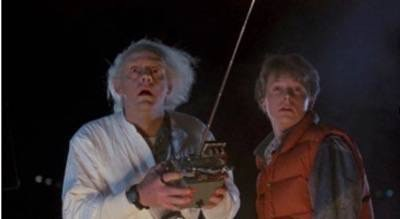 back to the future fabulous duos photos 5