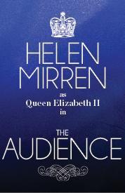 the audience helen mirren broadway poster