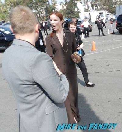 marcia cross signing autographs spirit awards 2015 signing autographs 21