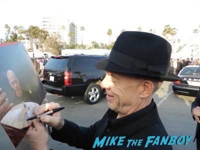 J.K. Simmons signing autographs spirit awards 2015 signing autographs 60
