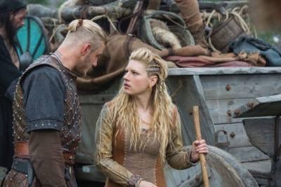 alexander ludwig vikings promo press photo