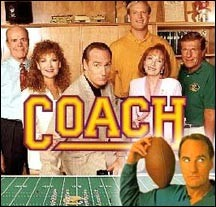 coach cast photo logo title rare