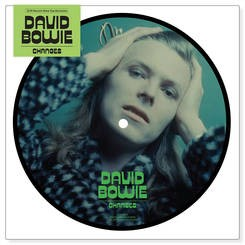 david bowie changes picture disc