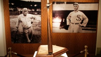 Sotheby's To Auction Joe DiMaggio's 1936 Yankees Uniform