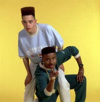 UNITED STATES - JANUARY 01:  USA  Photo of KID 'N PLAY, Kid 'N Play  (Photo by Janette Beckman/Redferns)