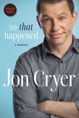 Jon Cryer book