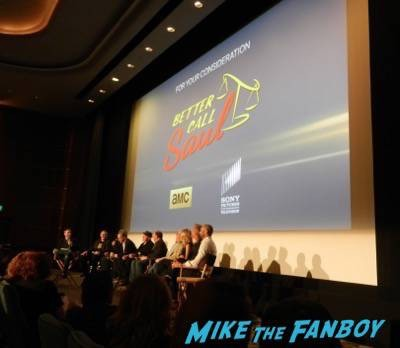 Better Call Saul FYC Q and A Bob Odenkirk Michael McKean 11