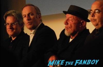 Better Call Saul FYC Q and A Bob Odenkirk Michael McKean 11