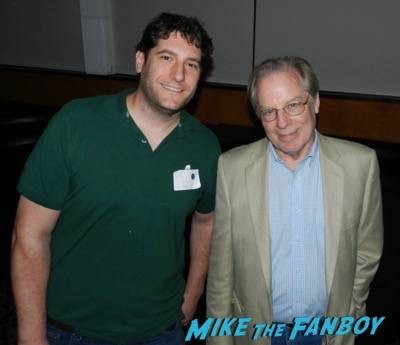 Michael McKean fan photo Better Call Saul FYC Q and A Bob Odenkirk Michael McKean 28