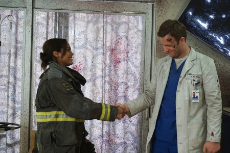 Chicago Med on Fire