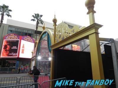 Cinderella premiere hollywood el capitan theater 1