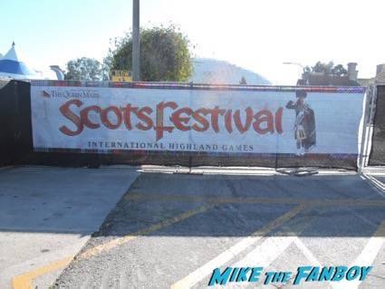 Scots Festival at the Queen Mary, Long Beach