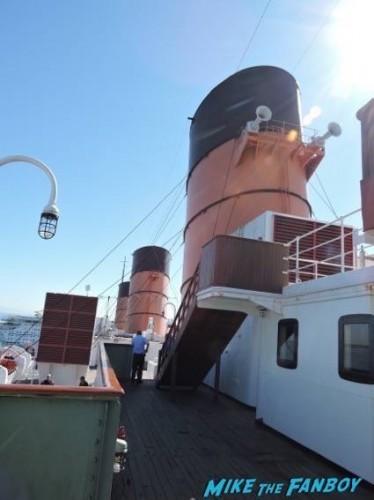 Upper Deck Queen Mary
