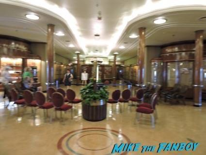 More wonderful Interiors of The Queen Mary