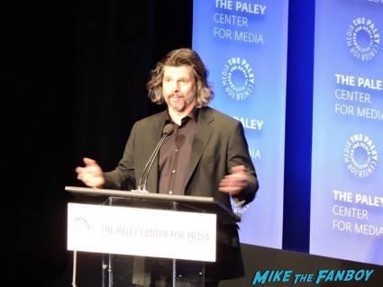 PaleyFest 2015, Ronald D. Moore