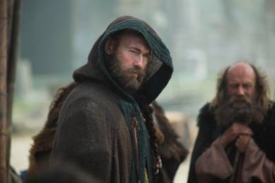 Harbard (Kevin Durand) vikings season 3