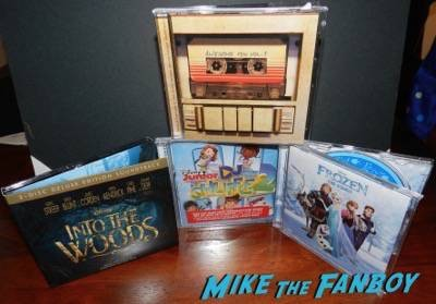 Hop to the music cd collection guardians of the galaxy 3