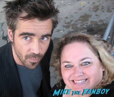 colin farrell fan photo